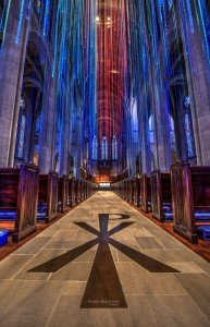 """Grace Cathedral"" Some rights reserved (CC BY-NC 2.0) by Brook Ward. Sourced from Flickr"