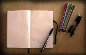 """Blank Page"" Some rights reserved (CC BY-NC 2.0) by Niklas Freidwall. Sourced from Flickr"