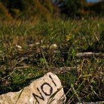 """No!"" by guercio: Creative Commons 2.0 licence."