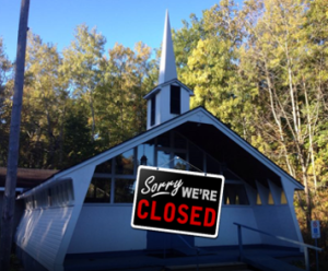 Closed - The Church of St. Anne's