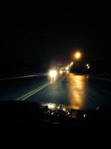 Foggy Night 2