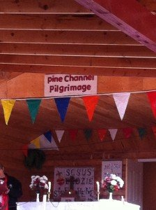 Pine Channel Pilgrimage