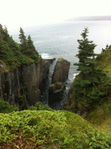 The Pulpit, Bay Bulls, East Coast Trail, NL