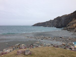 Middle Cove Beach, May 2014