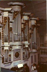 Bach's Organ in Arnstadt