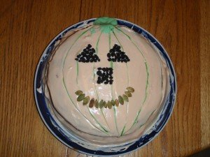Pumpkin Cake (LMP+)