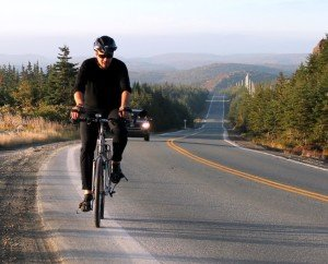 Ride for Refuge 2014 Cape Spear
