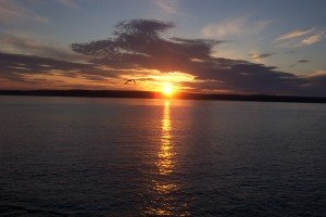 Sunset, St. Phillips, Conception Bay