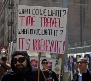 Best protest sign ever.