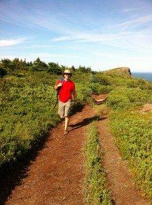 Hiking East Coast Trail, Summer 2012